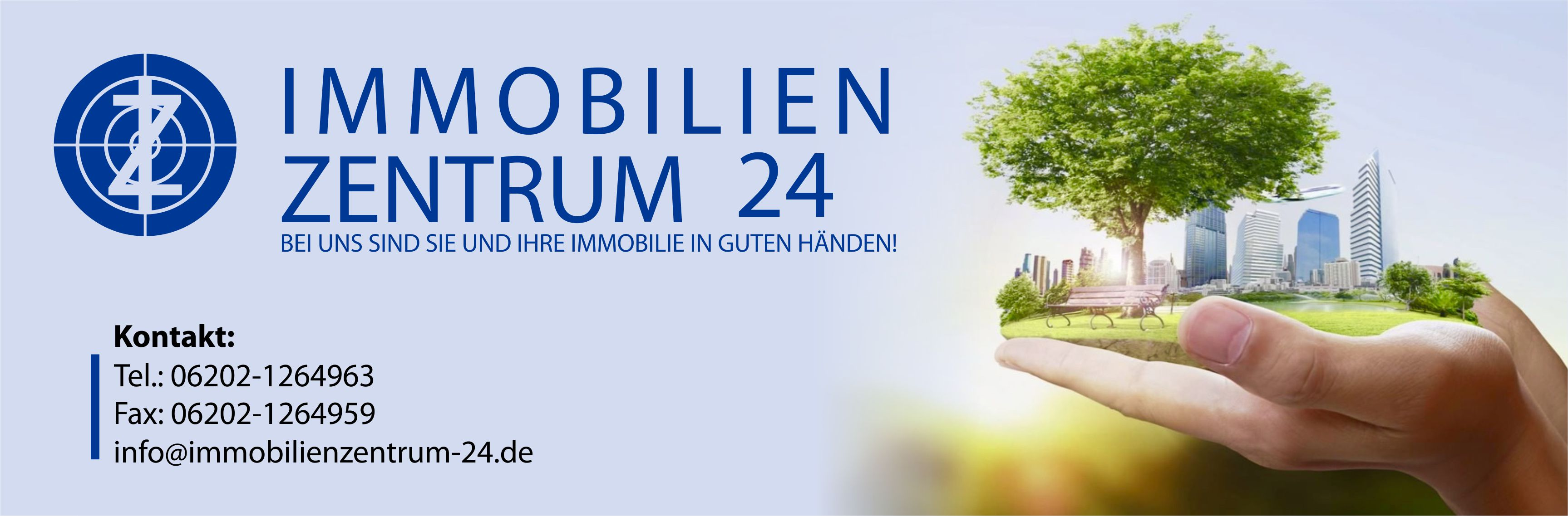 Immobilienzentrum-24 Logo